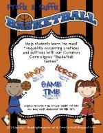 Prefix Suffix Basketball