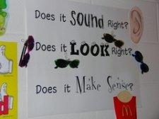 Sound Look Poster By ReadingResource.net