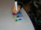 Use Paint Samples to teach CVC words by ReadingResource.net